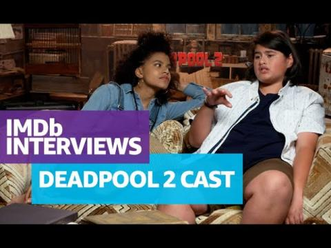 Zazie Beetz, Josh Brolin and Julian Dennison Interview About Deadpool 2 Characters