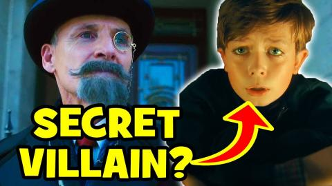 The UMBRELLA ACADEMY Season 3 Villain REVEALED?!