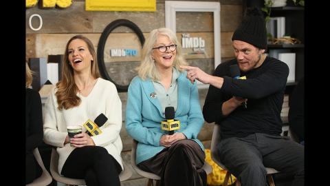 Hilary Swank and 'What They Had' Stars Discuss Impact of Alzheimer's | SUNDANCE 2018