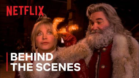 The Magical New World in The Christmas Chronicles: Part Two | Netflix
