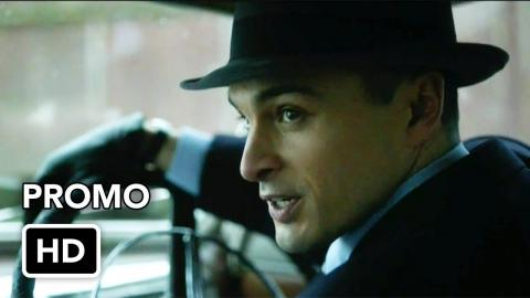 """Project Blue Book 1x04 Promo """"Operation Paperclip"""" (HD) UFO drama series"""