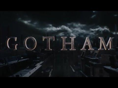 Gotham : Season 5 - Official Opening Credits / Intro / Title Card (2019)