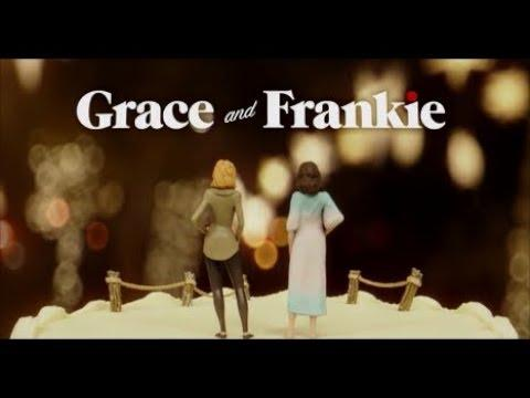 Grace and Frankie : Season 1 & 2 & 3 & 4 - Opening Credits / Intro (Netflix' Series)