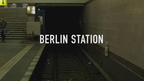 Berlin Station : Season 1 - Official Opening Credits / Intro (Epix' series) (2016)