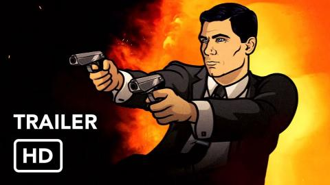 Archer Season 12 Trailer (HD)