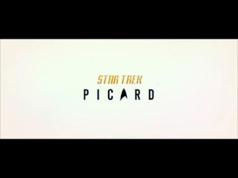 Star Trek Picard : Season 1 - Official Opening Credits / Intro (2020)