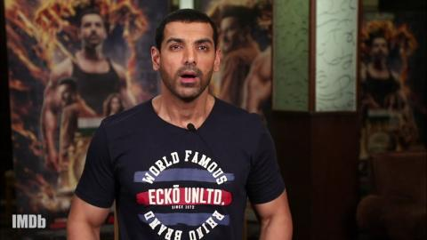 John Abraham Presents an Exclusive Clip | IMDb Exclusive
