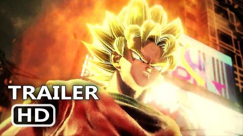 DRAGON BALL Z: Kakarot Official Trailer (2020)