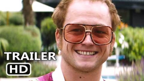 ROCKETMAN Trailer # 3 (NEW 2019) Taron Egerton, Elton John Biopic Movie HD