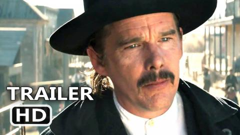 THE KID Official Trailer (2019) Ethan Hawke, Chris Pratt Movie HD
