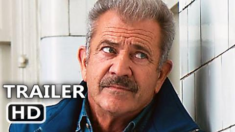 DRAGGED ACROSS CONCRETE Official Trailer (2019) Mel Gibson Action Movie HD